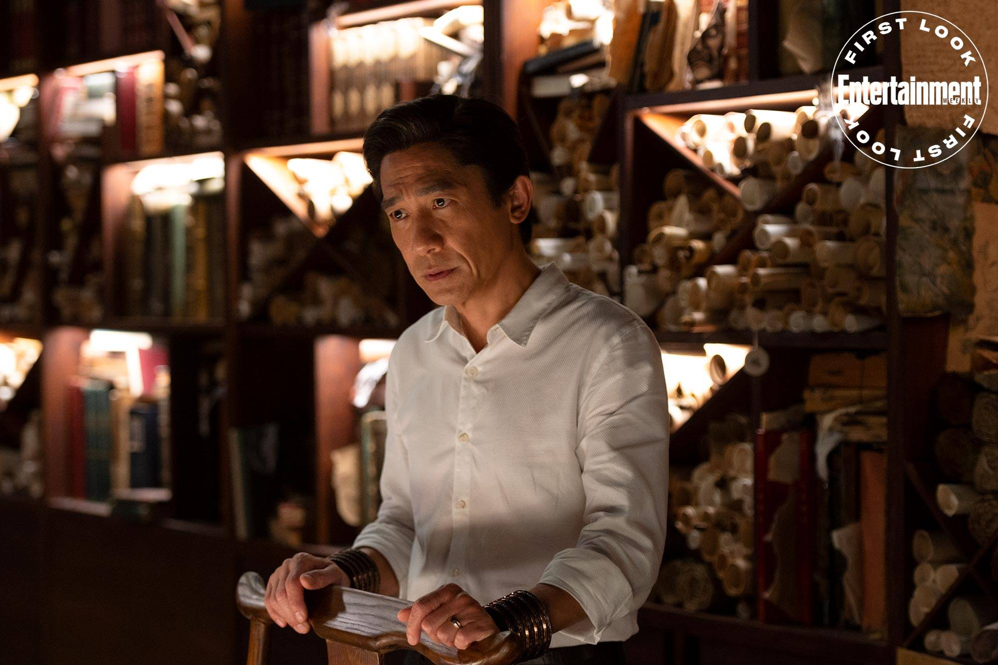 Первые кадры экшена «Шан-Чи и легенда Десяти колец» 1