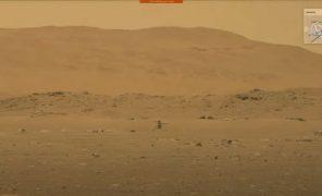 NASA успешно запустило дрон Ingenuity наМарсе