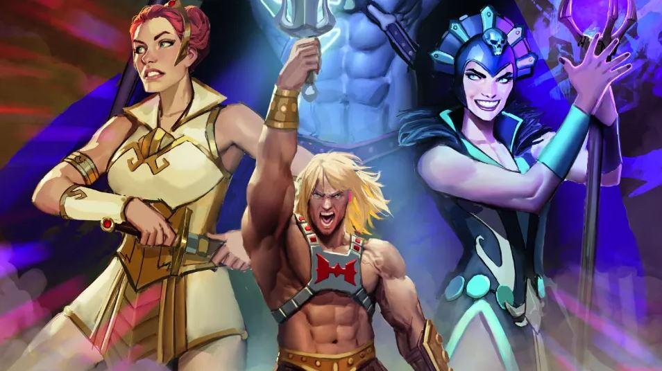 Кмультсериалу Masters of the Universe: Revelation Кевина Смита выйдет комикс-приквел