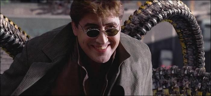 Альфред Молина вернётся к роли Октавиуса в новом «Человеке-пауке»