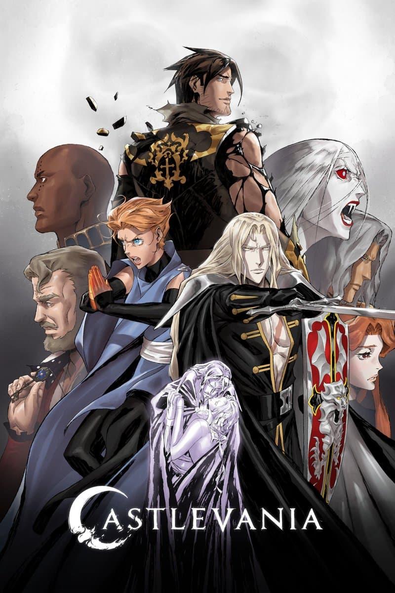 СМИ: Четвёртый и финальный сезон Castlevania выйдет вмае. Netflix готовит проект вовселенной