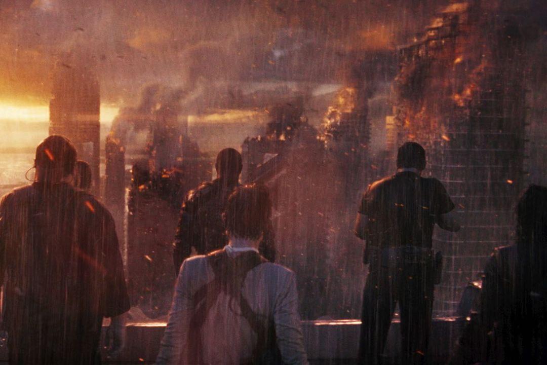 «Наш враг —нечеловек»: тизер и кадры «Войны будущего» сКрисом Праттом 3