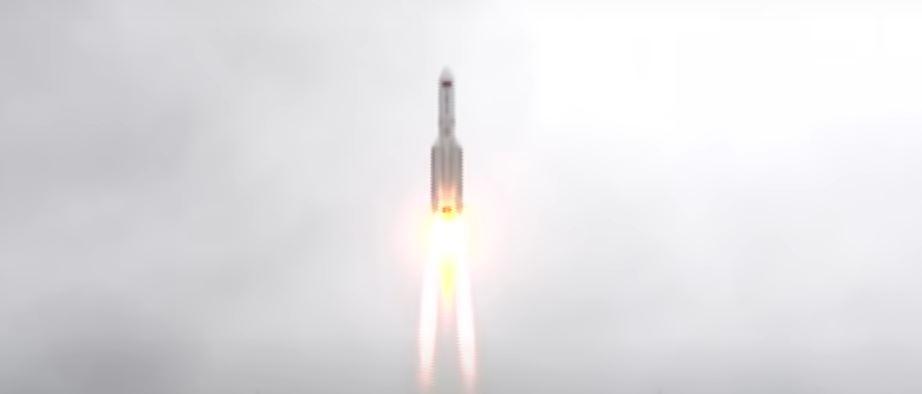Китай запустил первый базовый модуль национальной космической станции