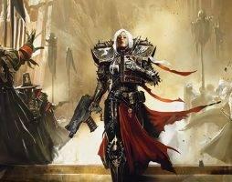 Гримдарк для всех. Обзор «Warhammer 40,000: Гнев и слава» (Wrath & Glory)