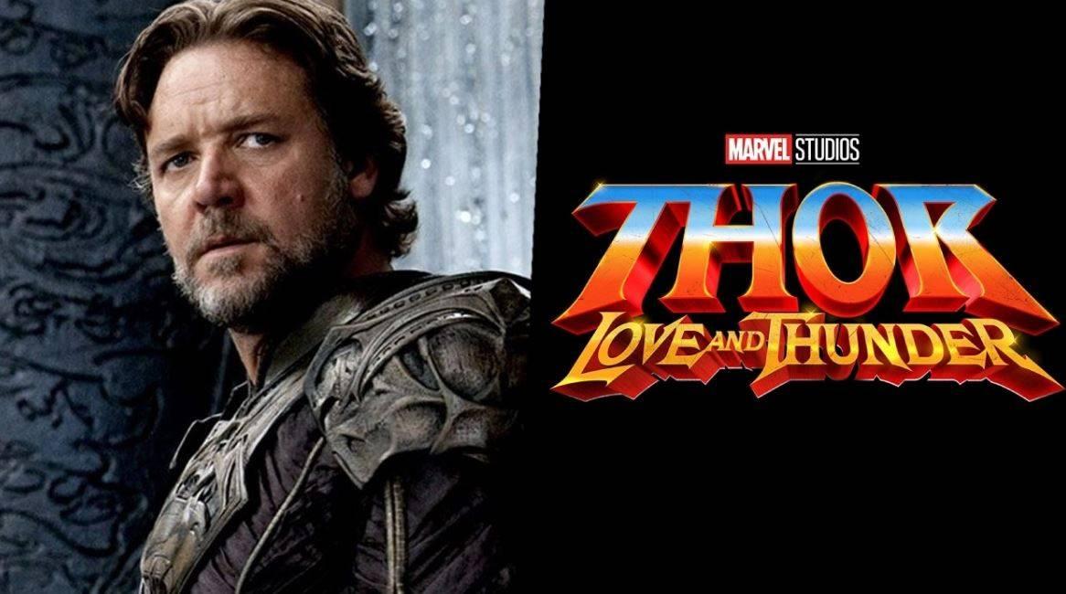 Рассел Кроу сыграл Зевса вчетвёртом «Торе»