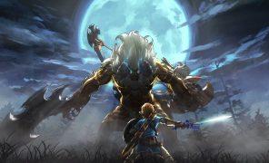 Аниматор «Кастлвании» хотел бысделать аниме поThe Legend of Zelda длявзрослых