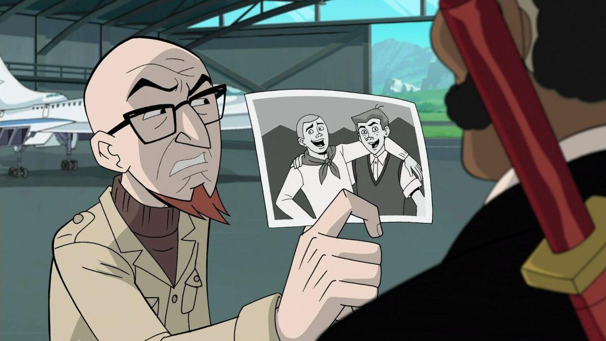 «Братья Вентура», «Металлопокалипсису» и Aqua Teen Hunger Force