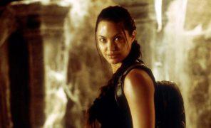 Анджелина Джоли сначала не хотела играть Лару Крофт