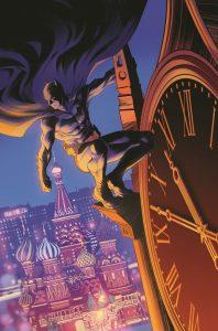 DC представила сборник Batman: The World савторами совсего мира —втом числе и изРоссии 1
