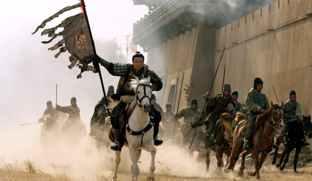 10 фильмов в жанре уся. Что посмотреть перед выходом «Шан-Чи и легенда десяти колец» 1