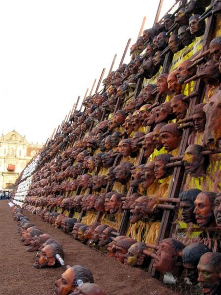 Ацтеки: мифология, государство и хрустальные черепа 19