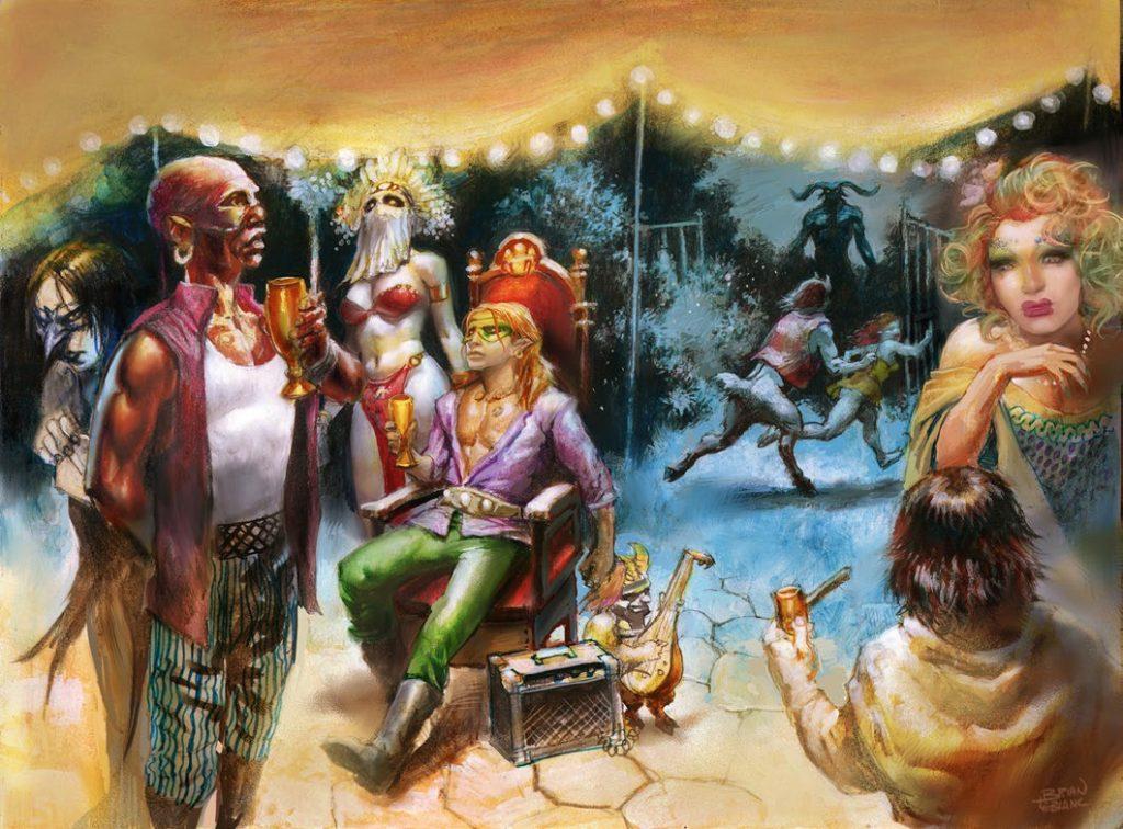 Сериалы по Миру Тьмы: невероятные идеи для сценариев 8