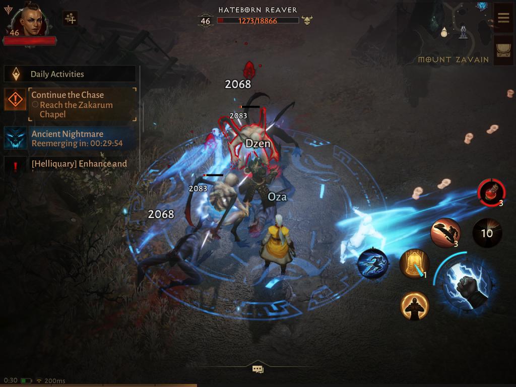 Diablo Immortal — не для фанатов Diablo? Первые впечатления от мобильной игры 3