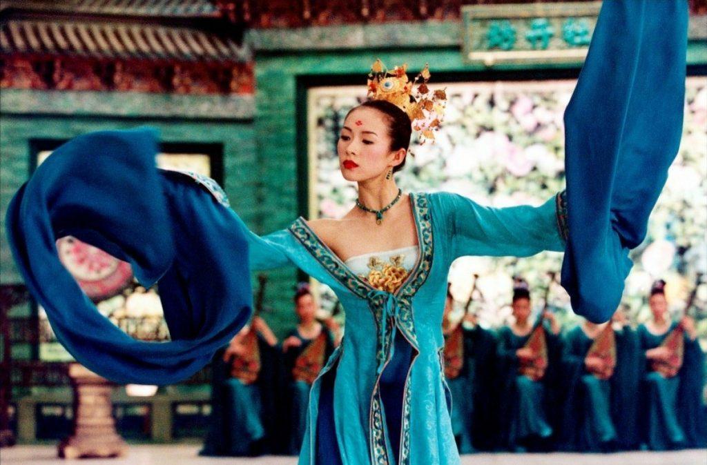 10 фильмов в жанре уся. Что посмотреть перед выходом «Шан-Чи и легенда десяти колец» 5