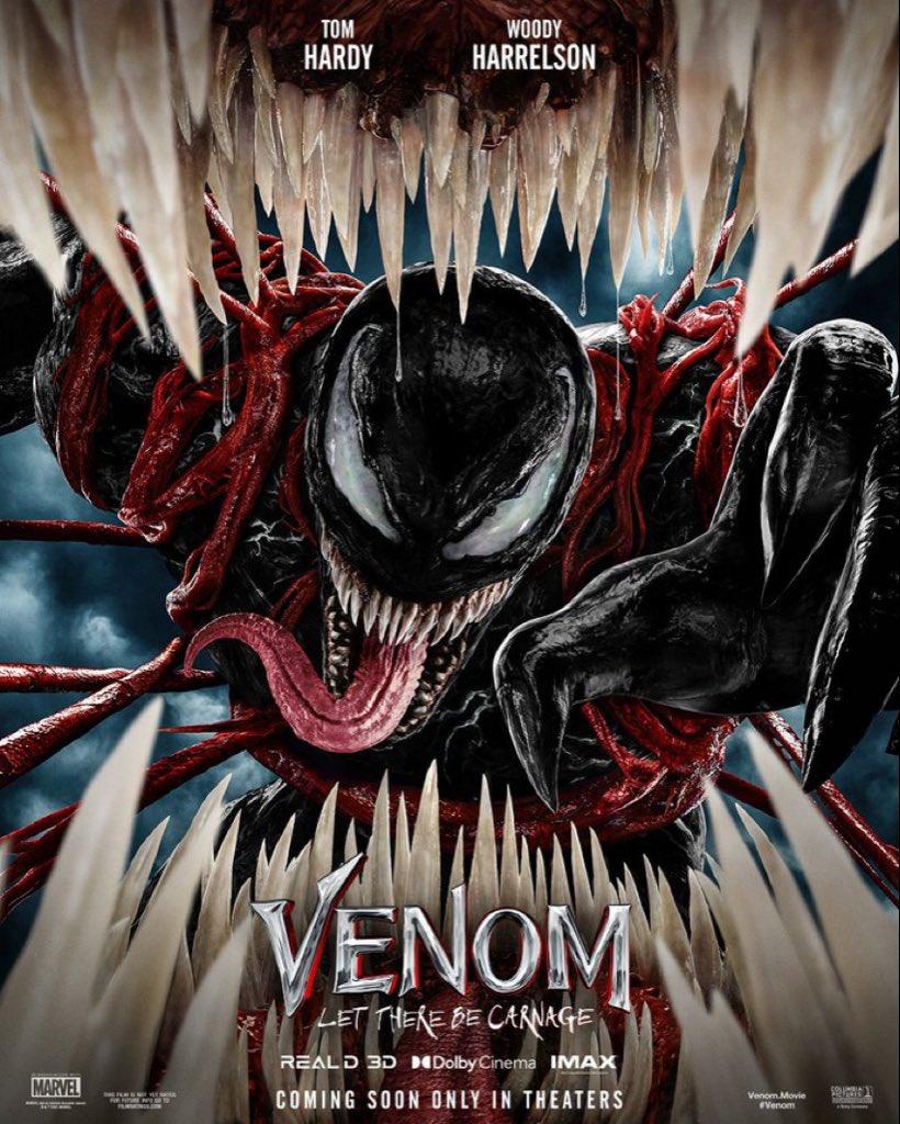 Первый трейлер «Венома 2» — встречайте Карнажа! 1