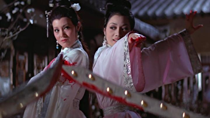 10 фильмов в жанре уся. Что посмотреть перед выходом «Шан-Чи и легенда десяти колец» 13