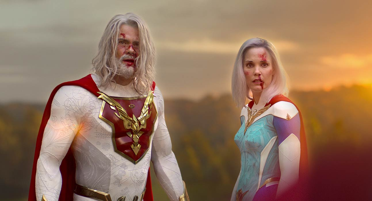 Сериал «Наследие Юпитера» — почти античная трагедия в супергеройском жанре 2