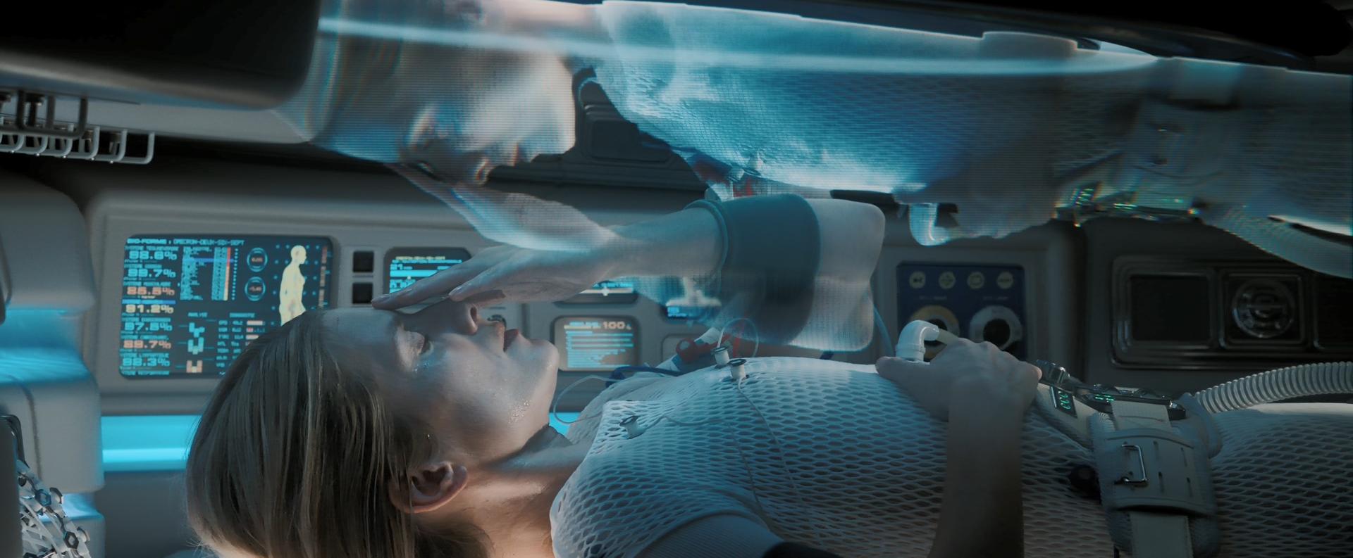 Новые фантастические фильмы про изоляцию: «Кислород», Поколение «Вояджер» и другие 2