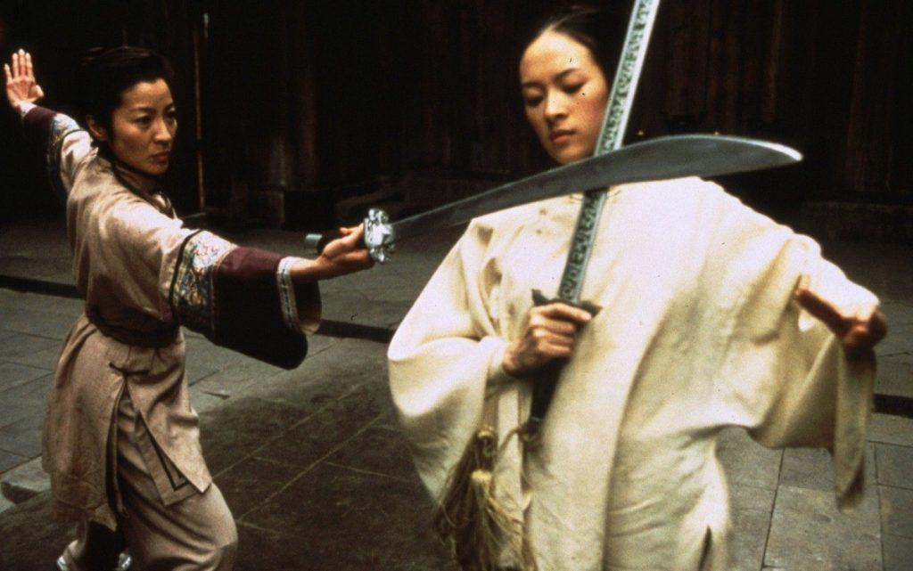10 фильмов в жанре уся. Что посмотреть перед выходом «Шан-Чи и легенда десяти колец» 7