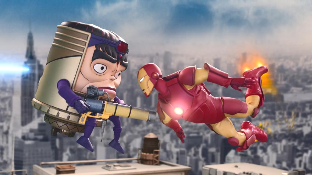 «МОДОК»: новый сериал Marvel про суперзлодея-неудачника от создателей «Робоцыпа»