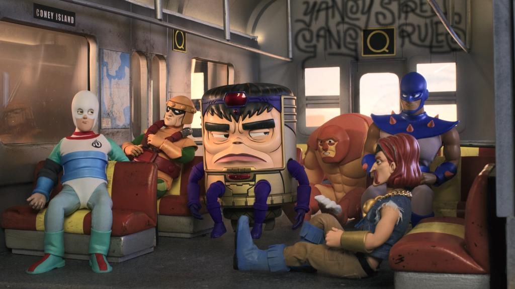 «МОДОК»: новый сериал Marvel про суперзлодея-неудачника от создателей «Робоцыпа» 3