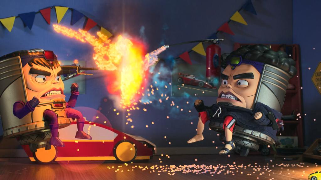 «МОДОК»: новый сериал Marvel про суперзлодея-неудачника от создателей «Робоцыпа» 4