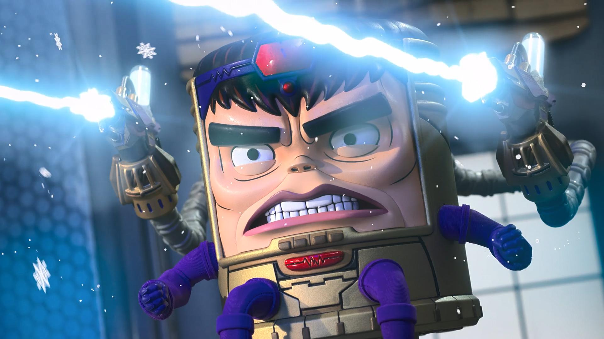 «МОДОК»: новый сериал Marvel про суперзлодея-неудачника от создателей «Робоцыпа» 5
