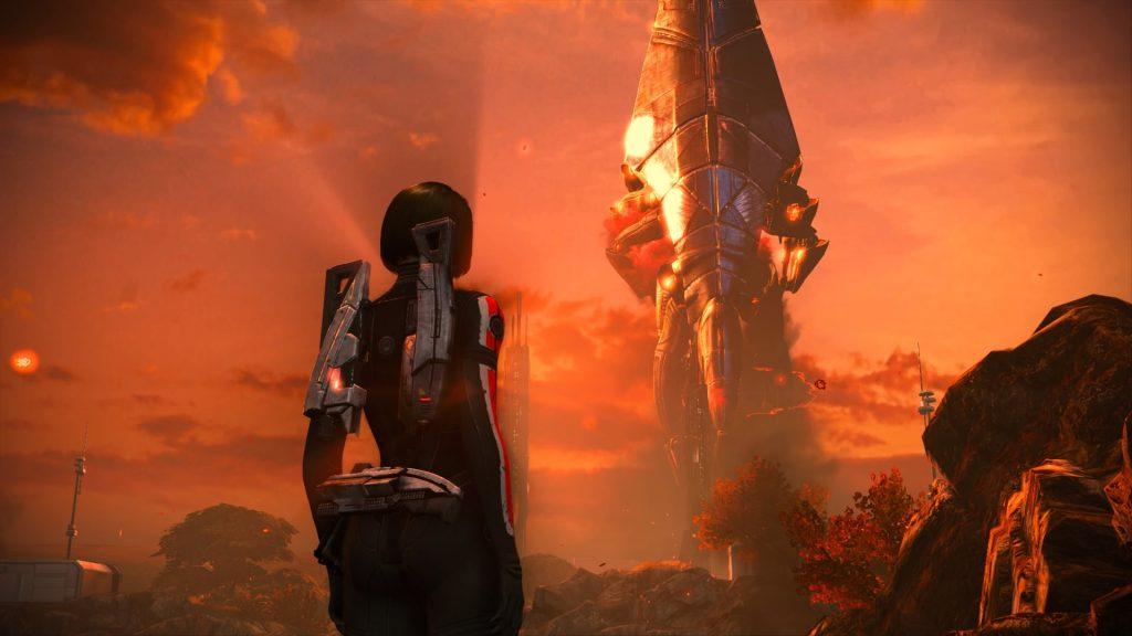 Мнение ярого фаната о Mass Effect: Legendary Edition 6