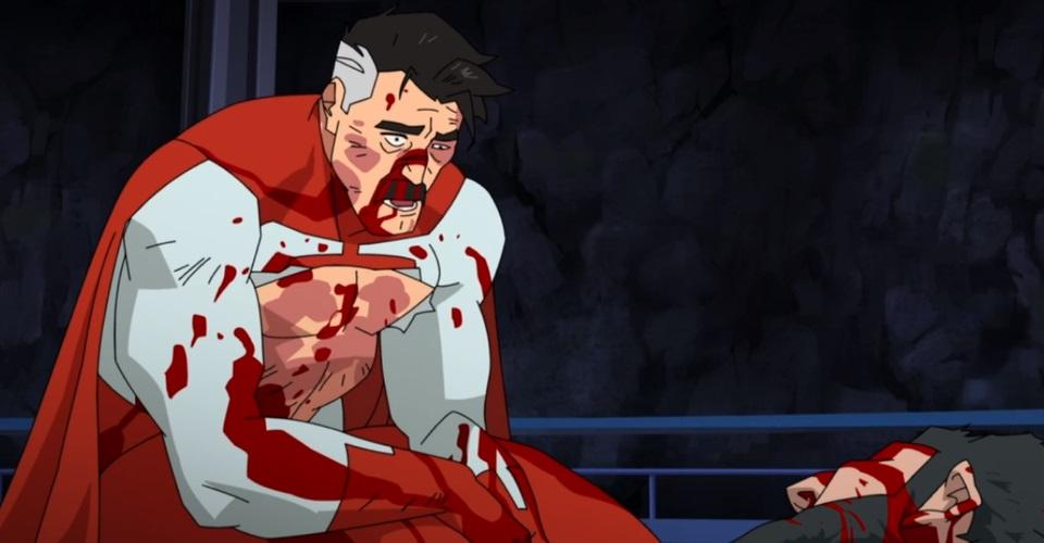 «Неуязвимый» — идеальный супергеройский сериал от создателя «Ходячих мертвецов» 1