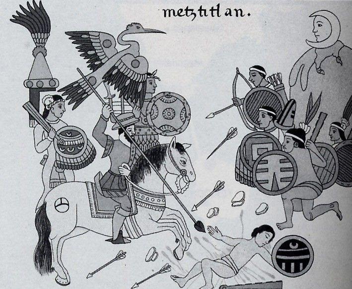 Ацтеки: мифология, государство и хрустальные черепа 15