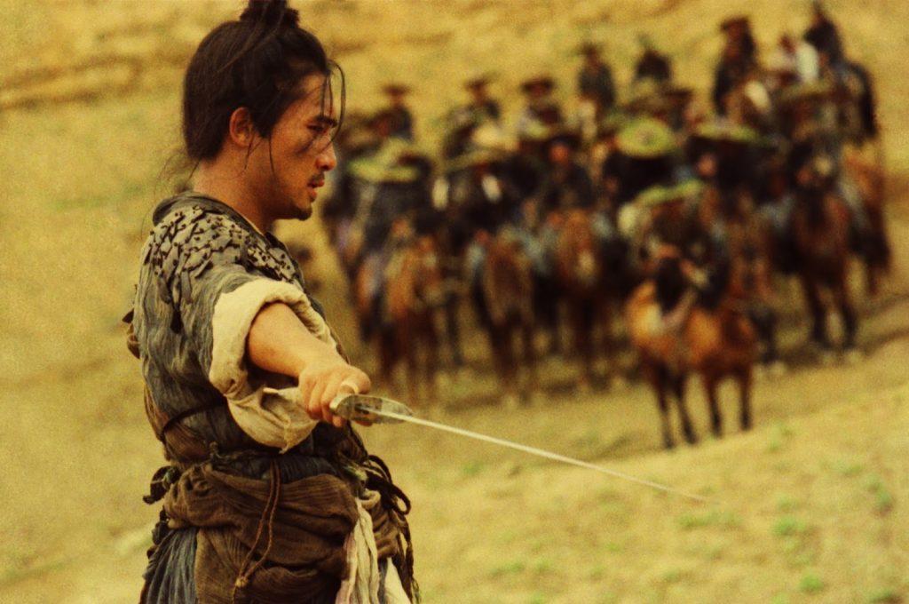10 фильмов в жанре уся. Что посмотреть перед выходом «Шан-Чи и легенда десяти колец» 9
