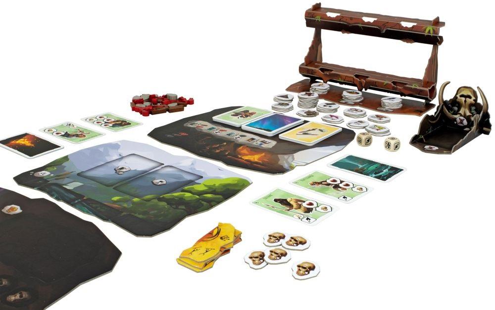 «Палео»: настольная игра про первобытных людей 3