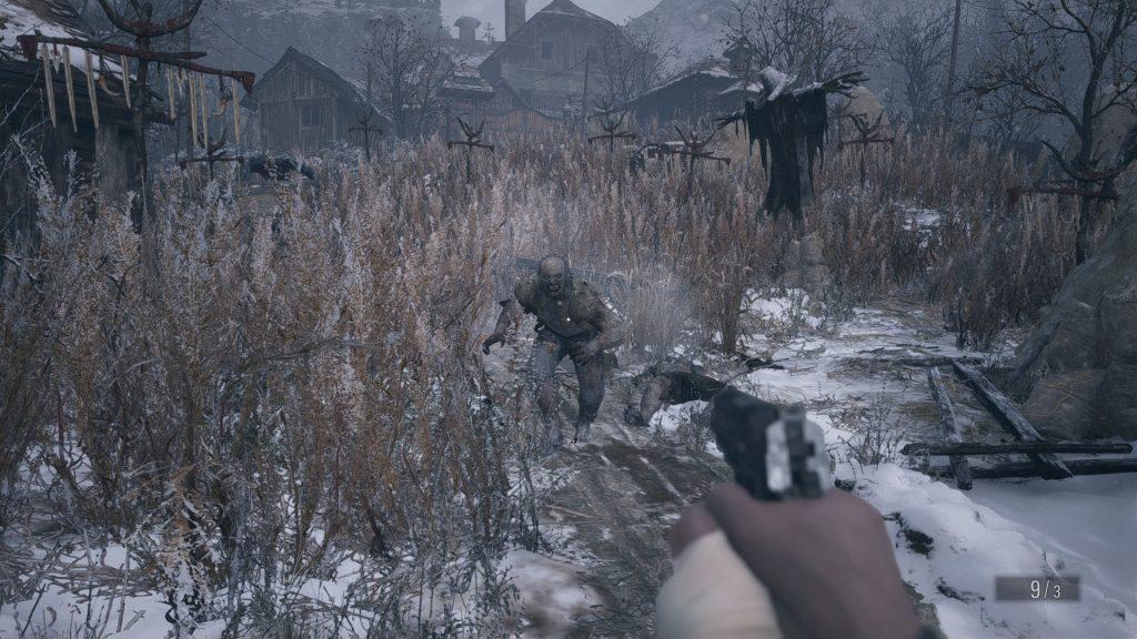 Обзор Resident Evil: Village. Большой попкорн с кровью, пожалуйста! 7