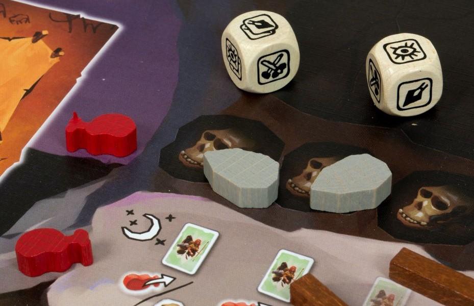 «Палео»: настольная игра про первобытных людей 4