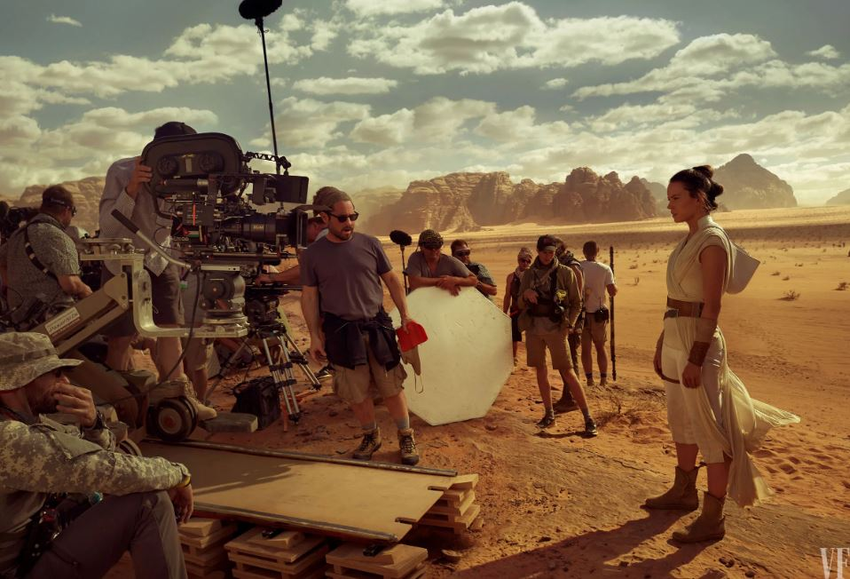 Ди Каприо, Аль Пачино и Морган Фримен: кто изактёров мог сыграть в«Звёздных войнах»? 2