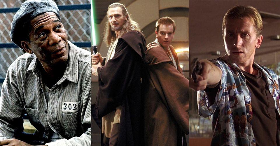 Ди Каприо, Аль Пачино и Морган Фримен: кто изактёров мог сыграть в«Звёздных войнах»? 3