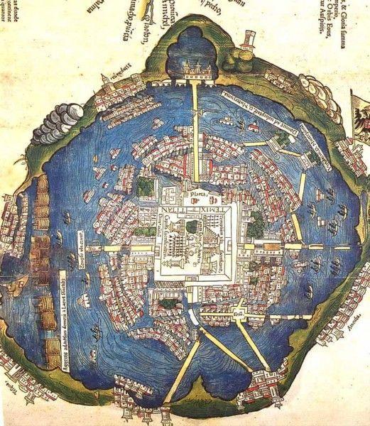 Ацтеки: мифология, государство и хрустальные черепа 18