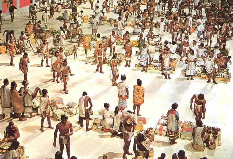 Ацтеки: мифология, государство и хрустальные черепа 16