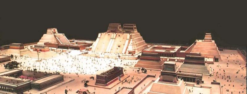 Ацтеки: мифология, государство и хрустальные черепа 17