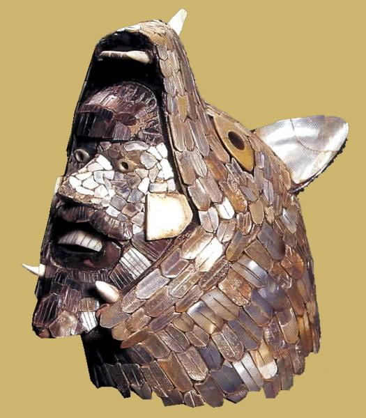 Ацтеки: мифология, государство и хрустальные черепа 6