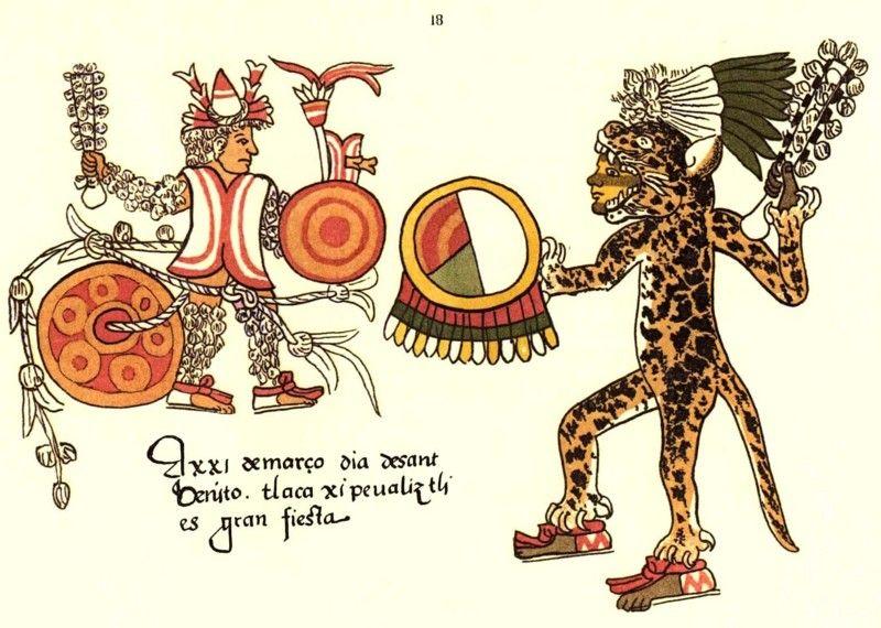Ацтеки: мифология, государство и хрустальные черепа 7