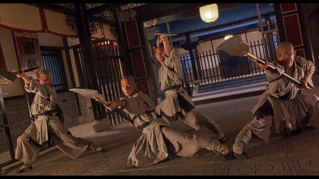 10 фильмов в жанре уся. Что посмотреть перед выходом «Шан-Чи и легенда десяти колец» 6