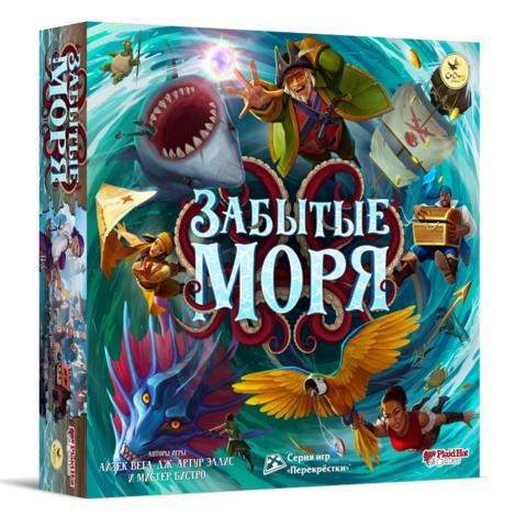 «Забытые моря»: настольная игра про пиратов 4