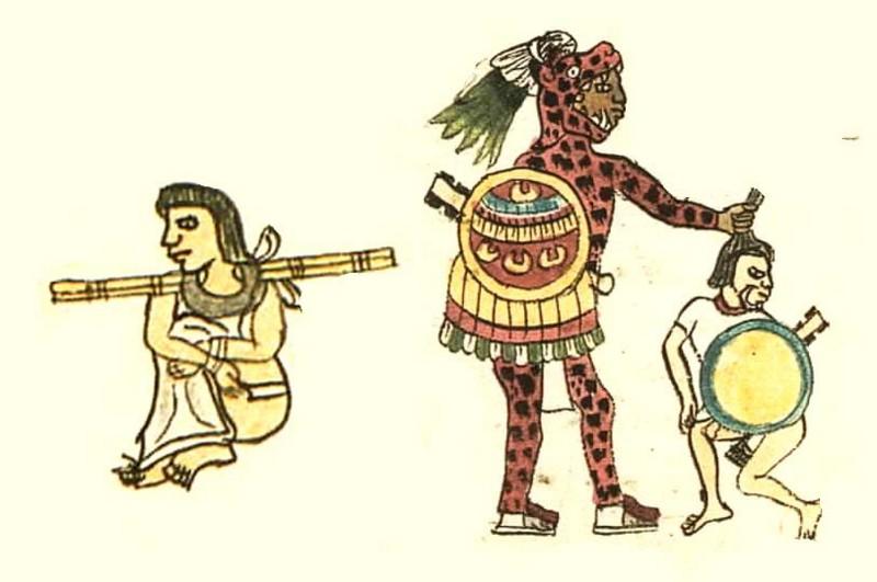 Ацтеки: мифология, государство и хрустальные черепа 3