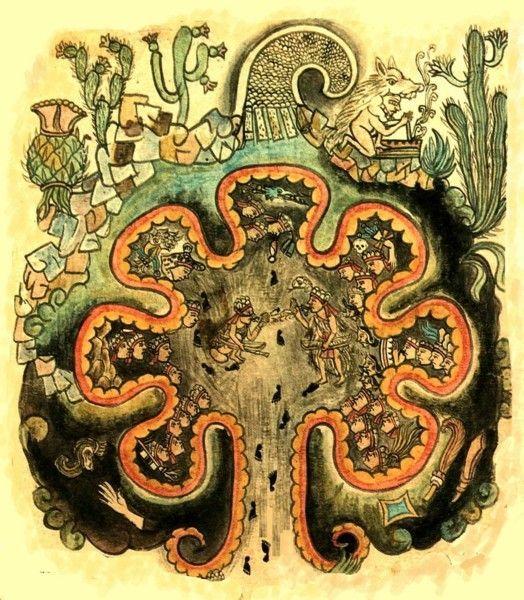 Ацтеки: мифология, государство и хрустальные черепа 4