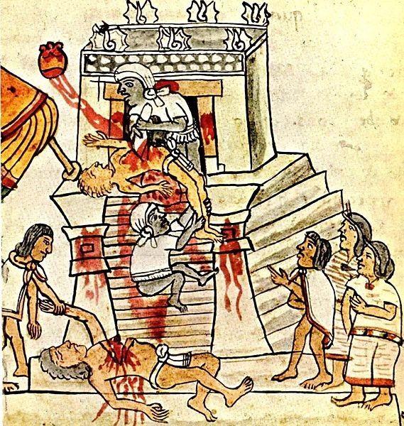 Ацтеки: мифология, государство и хрустальные черепа 2