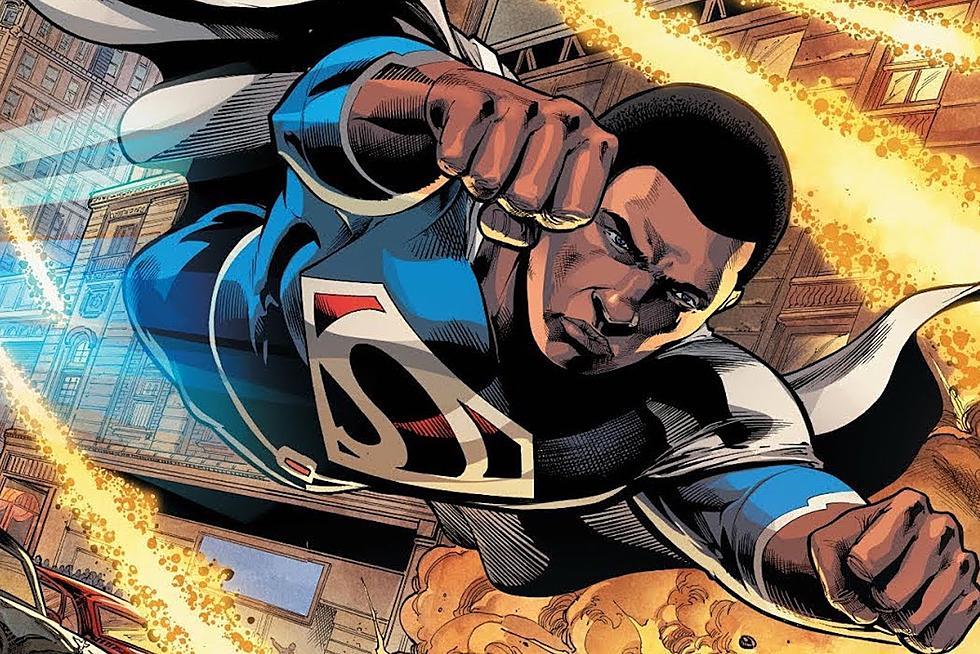 Заку Снайдеру понравилась идея фильма с темнокожим Суперменом