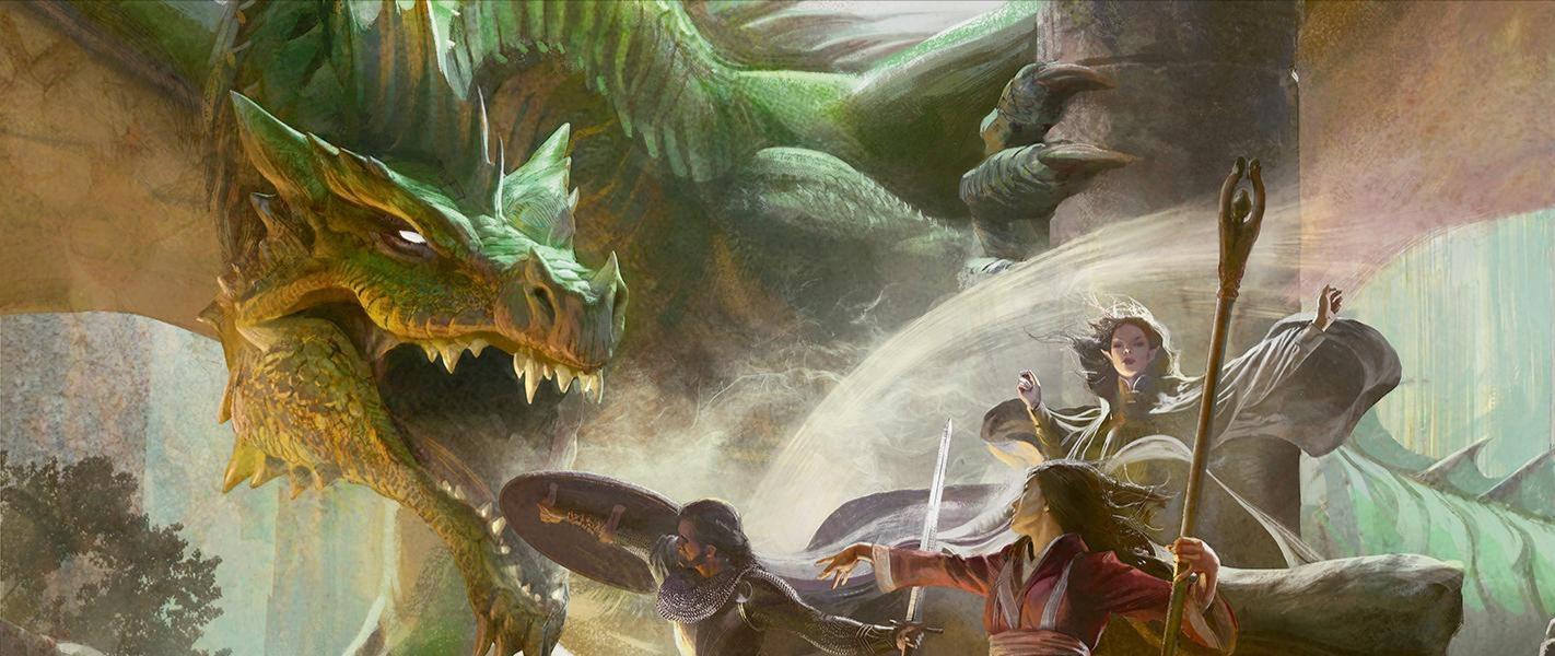 Cтартовал съёмочный процесс экранизации Dungeons and Dragons 1
