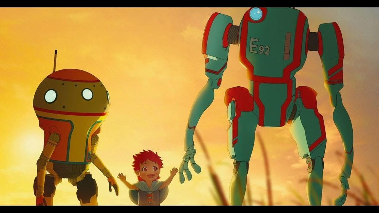 Сериал «Эдем»: скучный рай прекрасных аниматоров 1