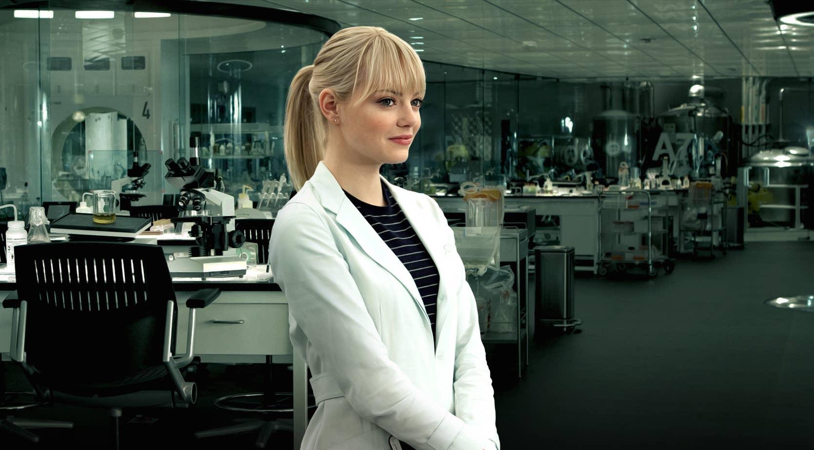 Эмма Стоун опровергла слухи о возвращении к роли Гвен Стейси в «Человеке-пауке 3»